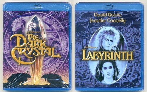 The Dark Crystal /  Labyrinth