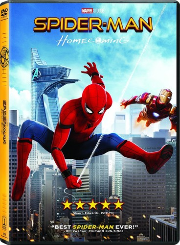 Spider-Man - Spider-Man: Homecoming