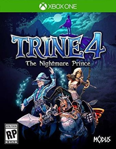 - Trine 4: The Nightmare Prince for Xbox One