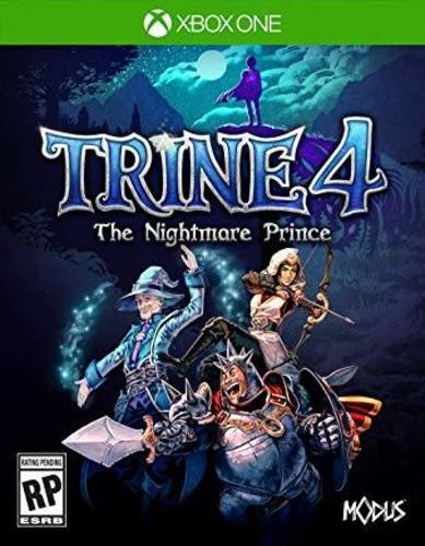 - Trine 4: Nightmare Prince