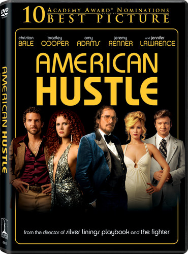 American Hustle [Movie] - American Hustle