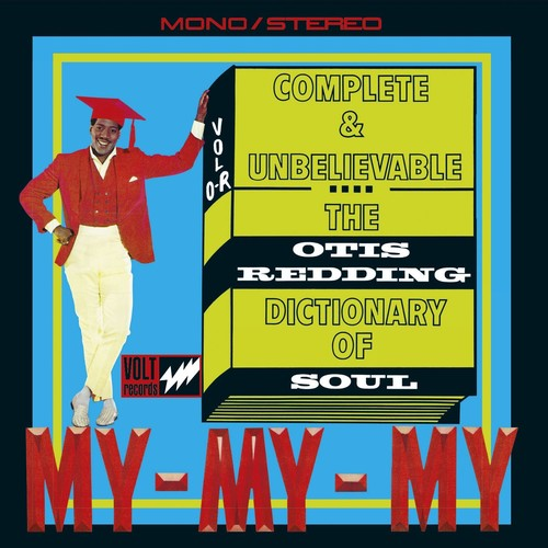 Complete & Unbelievable...The Otis Redding Dictionary Of Soul