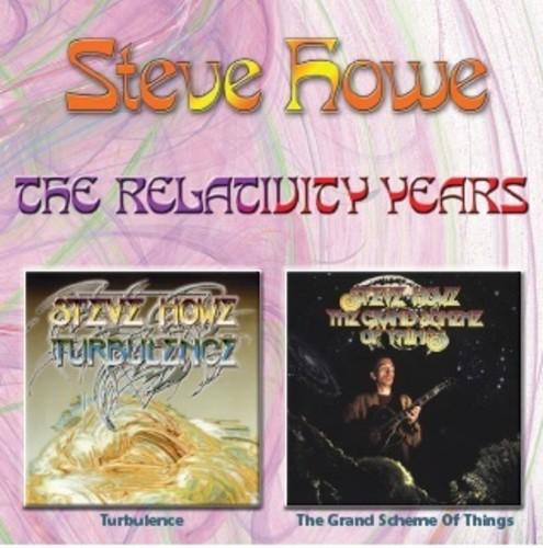 Steve Howe - The Relativity Years