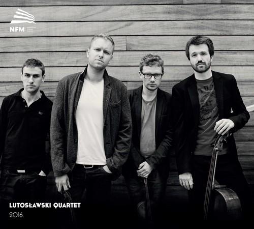 Lutoslawski Quartet - 2016