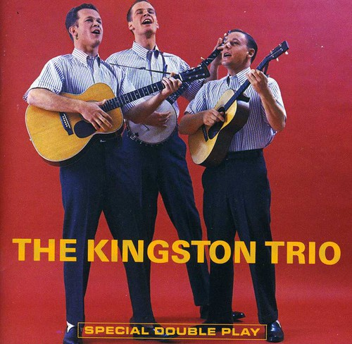 Kingston Trio & from the Hungry I