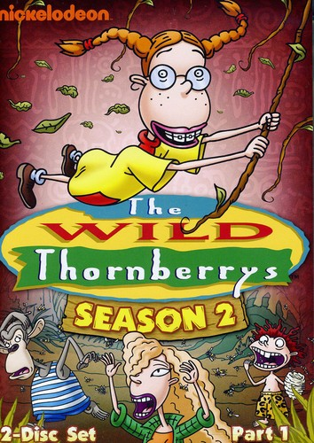 The Wild Thornberrys: Season 2, Part 1