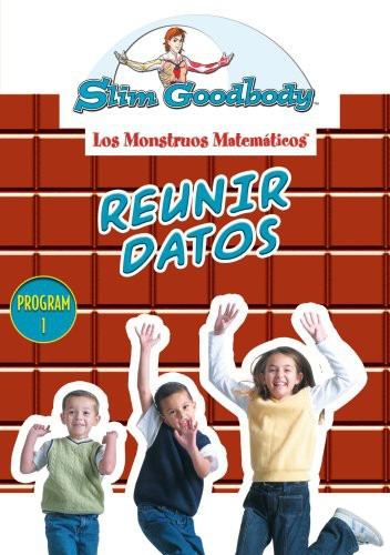 Slim Goodbody Monstrous Matematicos: Reunir Datos (Spanish)