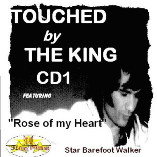 Touchedbythe King CD1