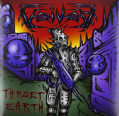 Target Earth [Import]