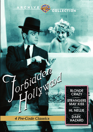 Forbidden Hollywood Collection: Volume 8