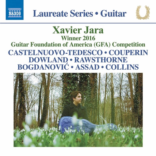 Dowland / Couperin / Jara - Xavier Jara Guitar Recital-2016 Guitar Foundation