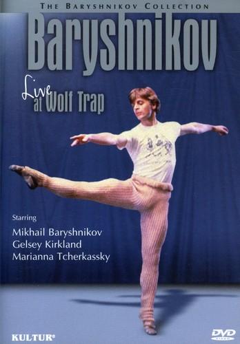 Baryshnikov at Wolf Trap