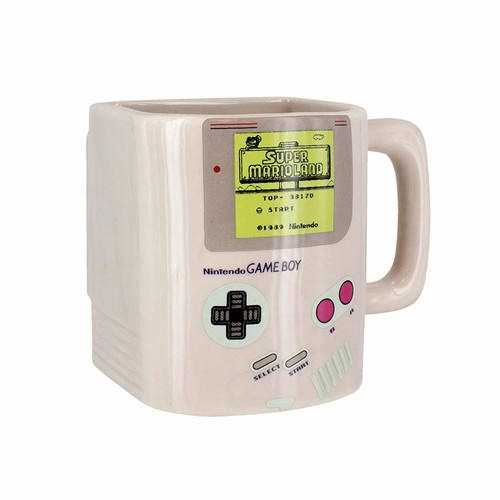 Gameboy Cookie Mug - Gameboy Cookie Mug