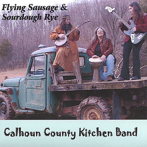 Flying Sausage & Sourdough Rye