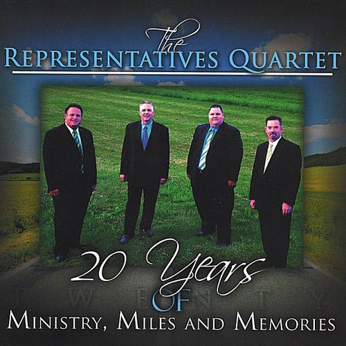 20 Years of Ministry Miles & Memories