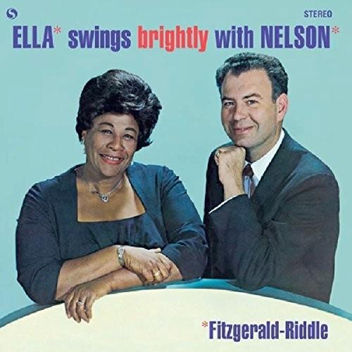 Ella Fitzgerald - Ella Swings Brightly With Nelson [Import LP]