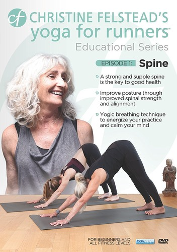 Yoga For Runners Educational Series #1: Spine