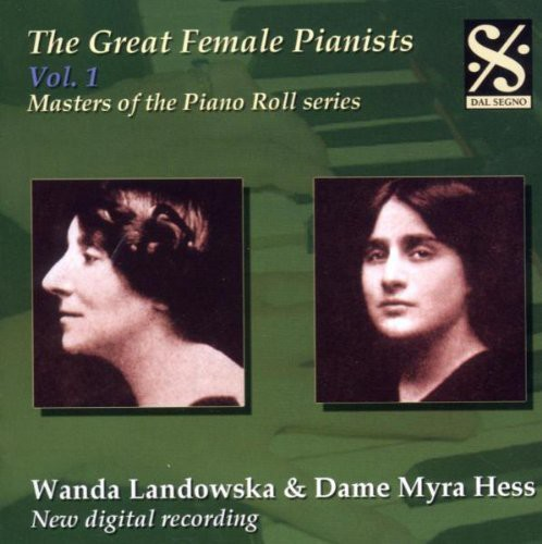Great Female Pianists 1