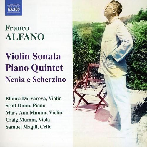 Elmira Darvarova - Violin Sonata / Piano Quintet / Nenia E Scherzino
