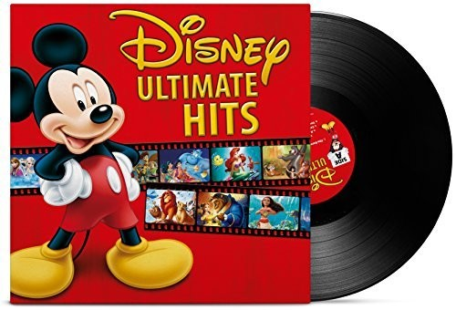 Disney Ultimate Hits [Import]