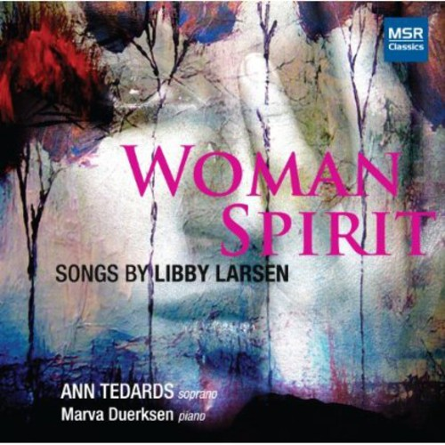 Ann Tedards - Woman Spirit