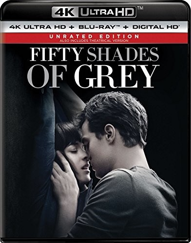 Fifty Shades of Grey [UltraViolet] [4K Ultra HD Blu-ray]