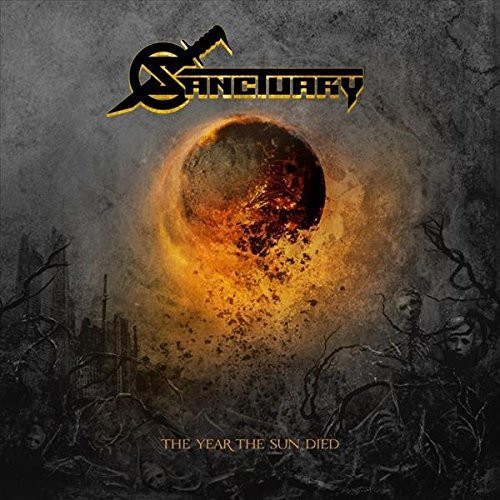 Sanctuary - The Year The Sun Died [Import]