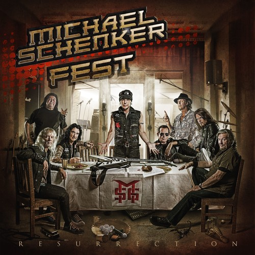 Michael Schenker - Resurrection [Import LP]