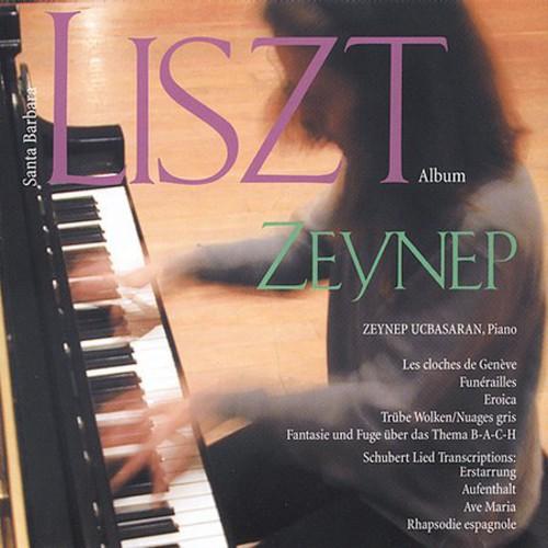 Zeynep Ucbasaran - Santa Barbara Liszt Album