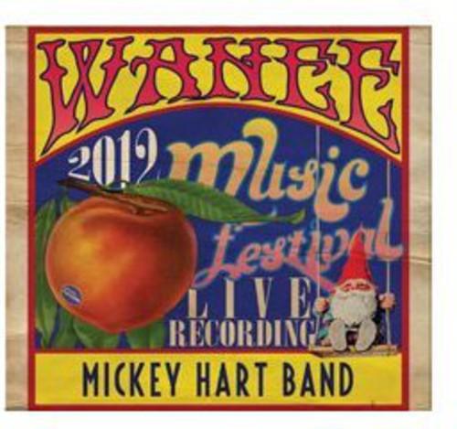 Mickey Hart - Live At Wanee Festival 2012