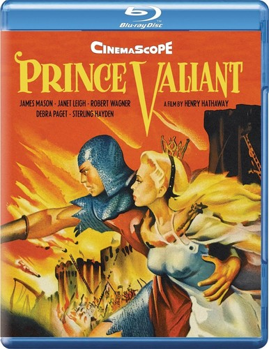 Prince Valiant (1954) [Import]