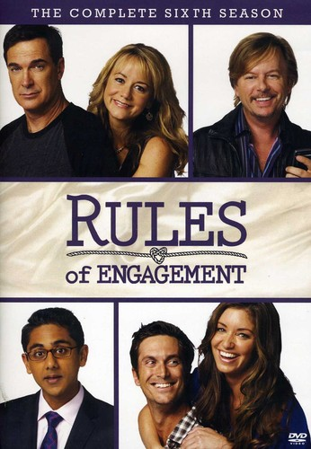Rules of Engagement the Complete Sixth Season