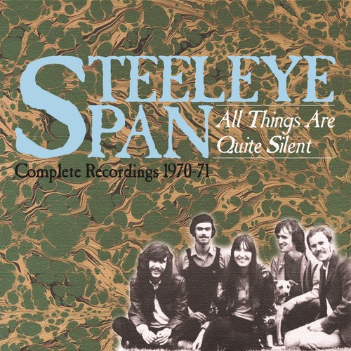 All Things Are Quite Silent: Complete Recordings 1970-1971 [Import]