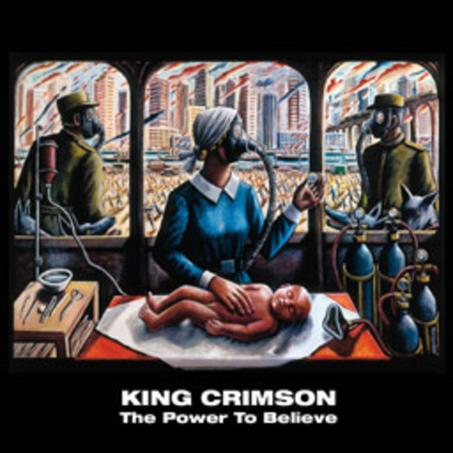 King Crimson - The Power To Believe (40th Anniversary Edition)
