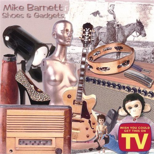 Mike Barnett - Shoes & Gadgets