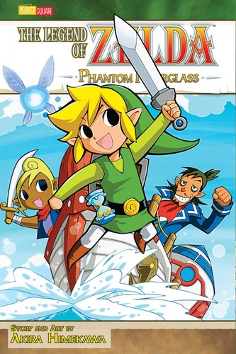 Akira Himekawa - The Legend of Zelda, Vol. 10: Phantom Hourglass