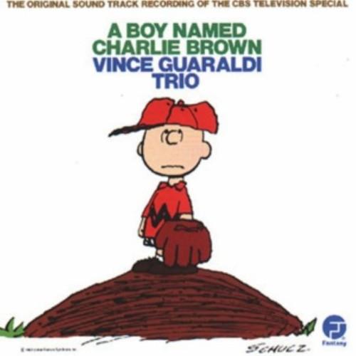 Vince Guaraldi Trio - Boy Named Charlie Brown