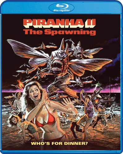 Ricky G. Paull - Piranha II: The Spawning