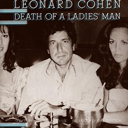 Leonard Cohen - Death Of A Ladies Man (Uk)