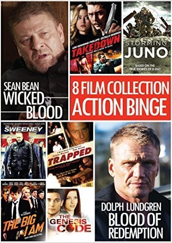 Action Binge - 8 Action Features