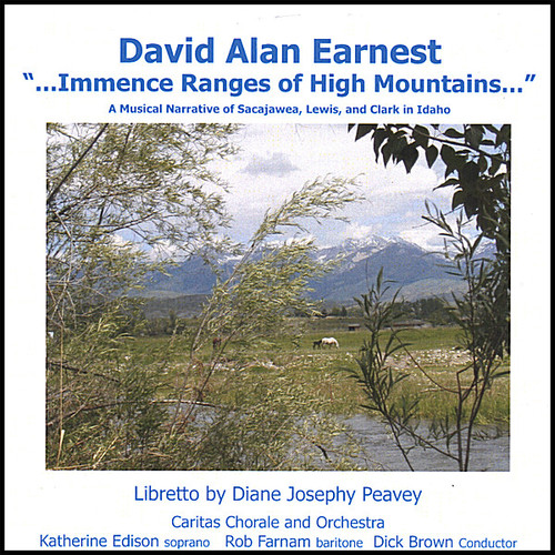 Immence Ranges of High Mountains