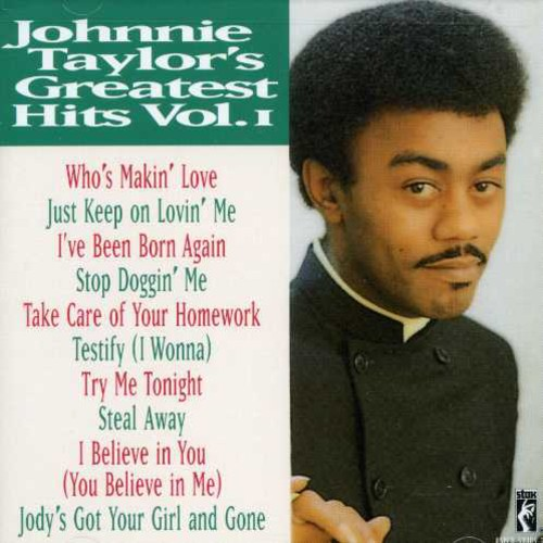 Johnnie Taylor - Greatest Hits 1