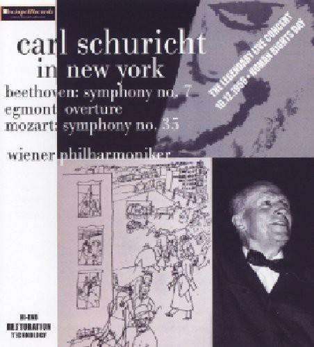 Egmont Overture Op 84 Symphony No 7 /  Symphony 35