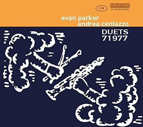 Andrea Centazzo - Evan Parker - Duets 71977