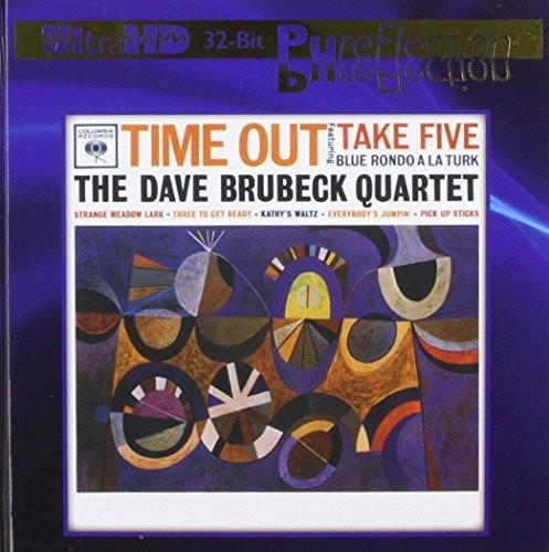Dave Brubeck - Time Out (Ultra-Hd/32Bit Pureflection)