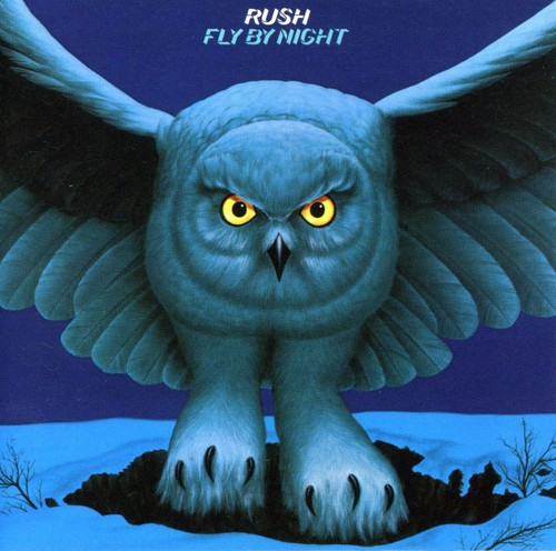Rush-Fly By Night (remastered)