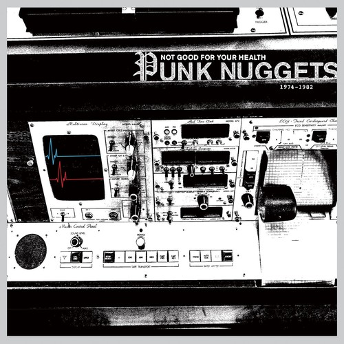 Not Good For Your Health Punk Nuggets / Various - Not Good For Your Health: Punk Nuggets 1974-198 (Back To The 80's   Exclusive)