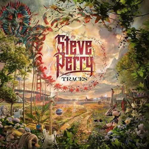 Steve Perry - Traces [Deluxe]