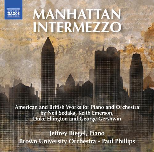 Jeffrey Biegel - Manhattan Intermezzo