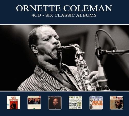 Ornette Coleman - 6 Classic Albums [Digipak] (Ger)